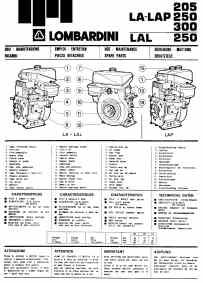 documentation technique sur les moteurs lombardini manual motor lombardini lda 96 lombardini lda 96 manuale